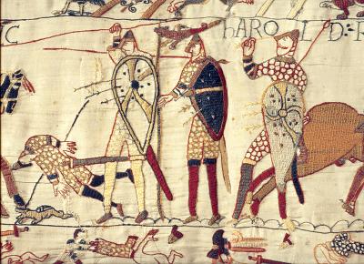L'étrange mort du Roi Harold II - Webzine Café Du Web