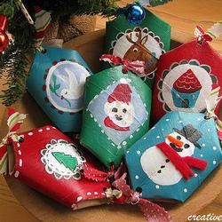 Recycler les rouleaux de carton moniteurs 47 - Decoration de noel en rouleau papier toilette ...