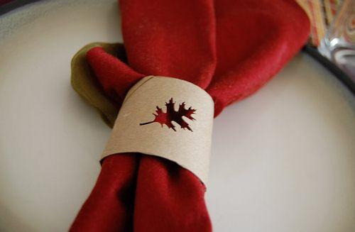 No l toi m me j 27 fabriquer des ronds de serviettes - Rond de serviette noel a faire soi meme ...