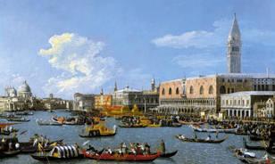 Bucintoro de Antonio Canal