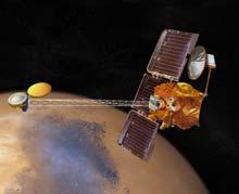 Mars-Odyssey 2001