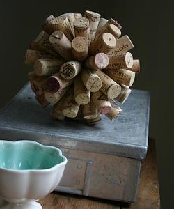 Recyclez vos bouchons faites des d corations de no l - Creation avec des bouchons ...