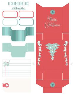 no l toi m me j 12 imprimer des bo tes cadeaux webzine caf du web. Black Bedroom Furniture Sets. Home Design Ideas