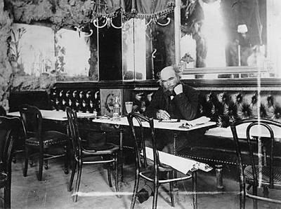 Verlaine_procope_1899_250211 SAINT GERMAIN DES PRES 1926 -1954 dans RiveGauche